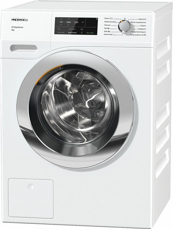 MIELE WEJ135WPS Wasmachine