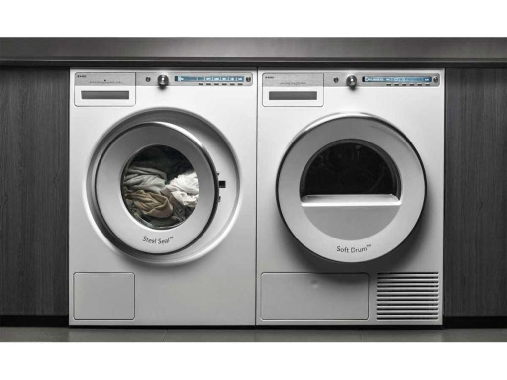 Asko W4114C.W Wasmachine