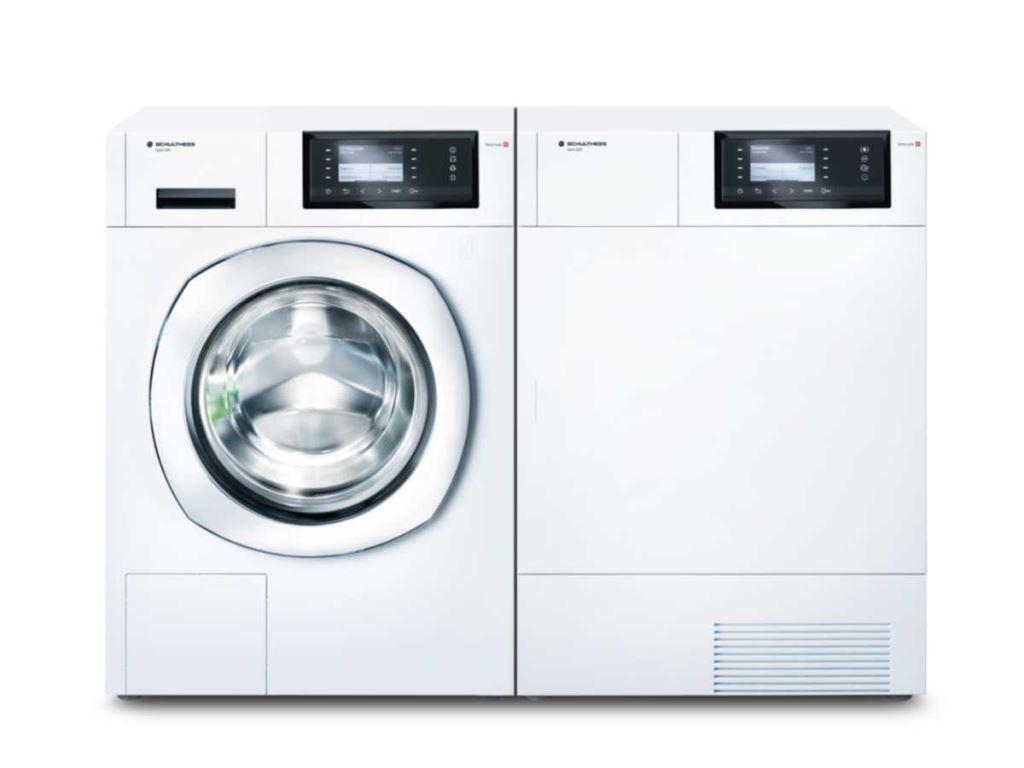 SCHULTHESS SPIRIT 540 WIT Wasmachine