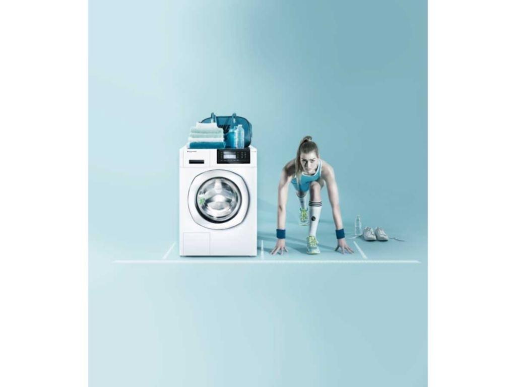 SCHULTHESS SPIRIT 520 Wasmachine