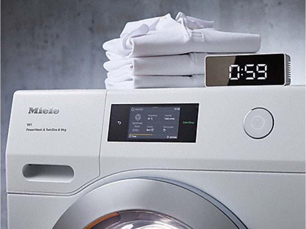 MIELE WCR890WPS Wasmachine
