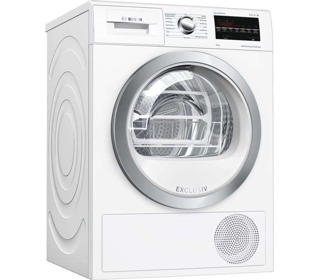 BOSCH WTW85492NL Wasdroger