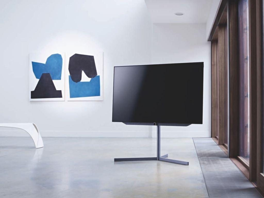 LOEWE BILD7,55 OLED Televisie