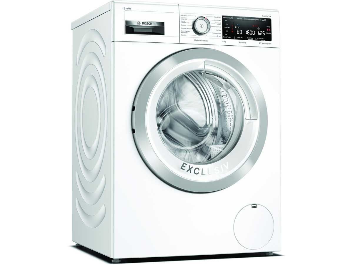 BOSCH WAXH2K90NL Wasmachines