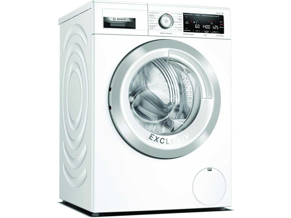BOSCH WAVH8M90NL Wasmachines