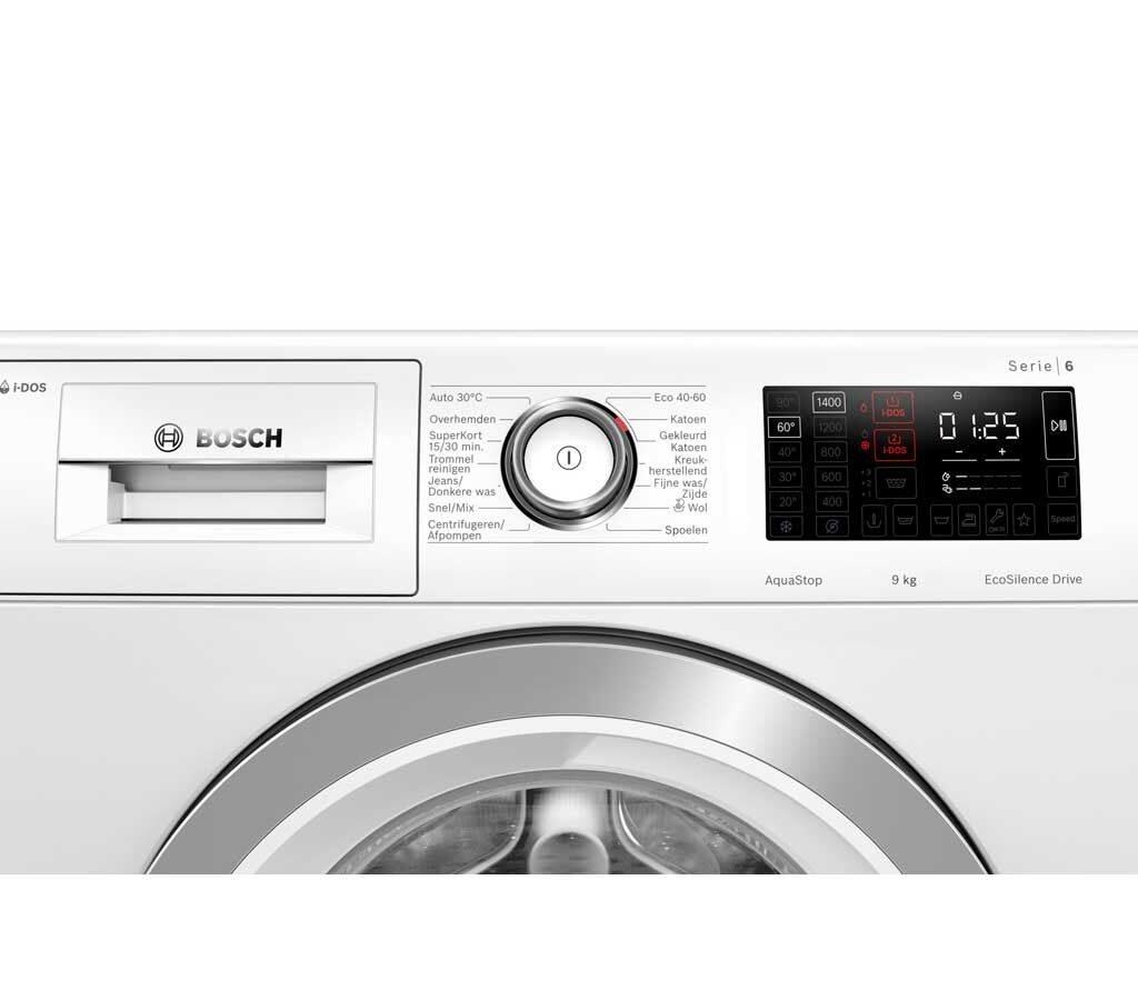 BOSCH WAU28P90NL Wasmachines
