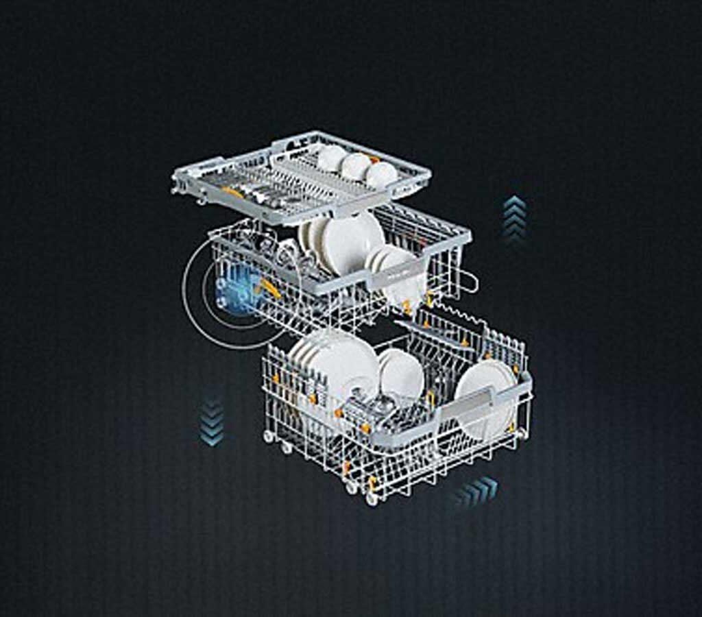 MIELE G5072SCVI Vaatwasser