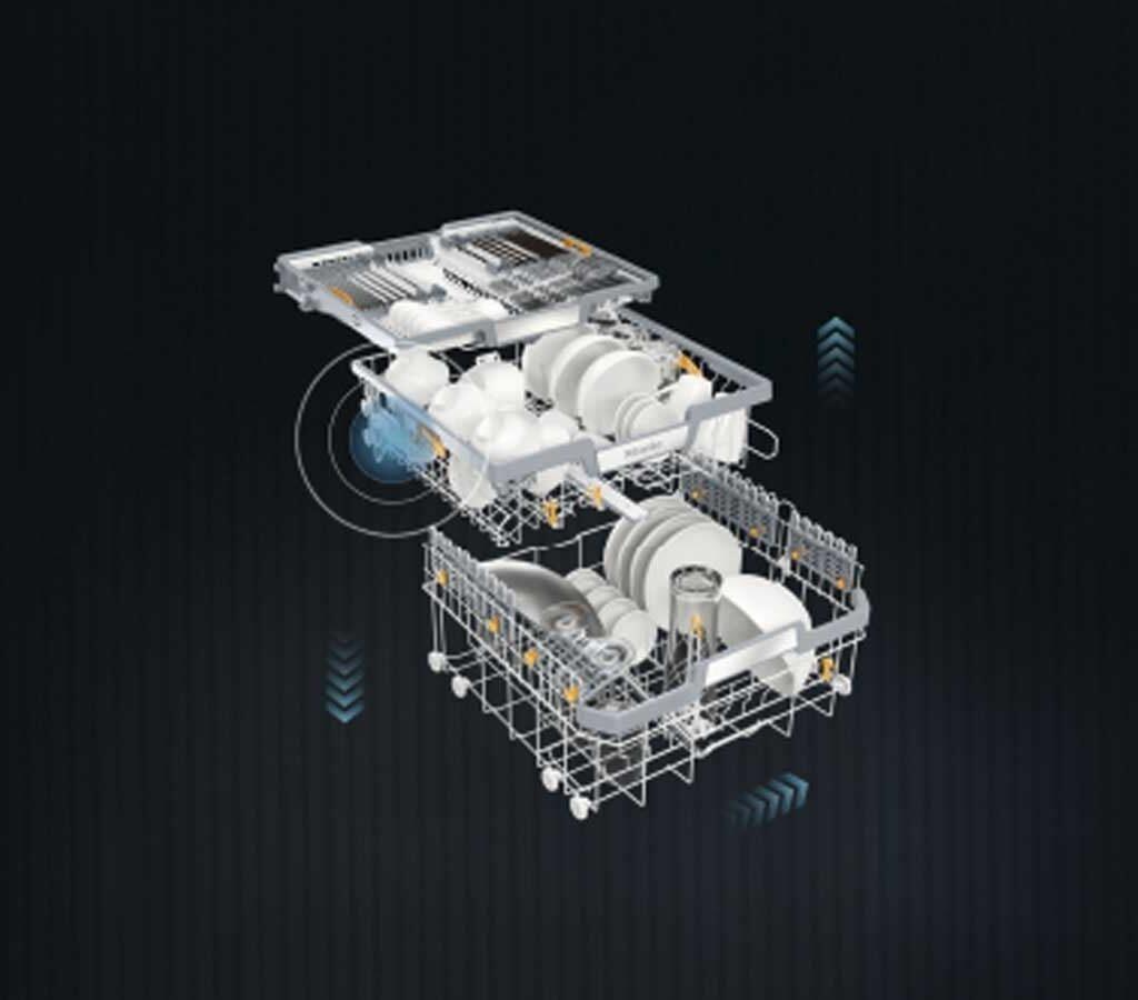 MIELE G5078SCVIXXL Vaatwasser