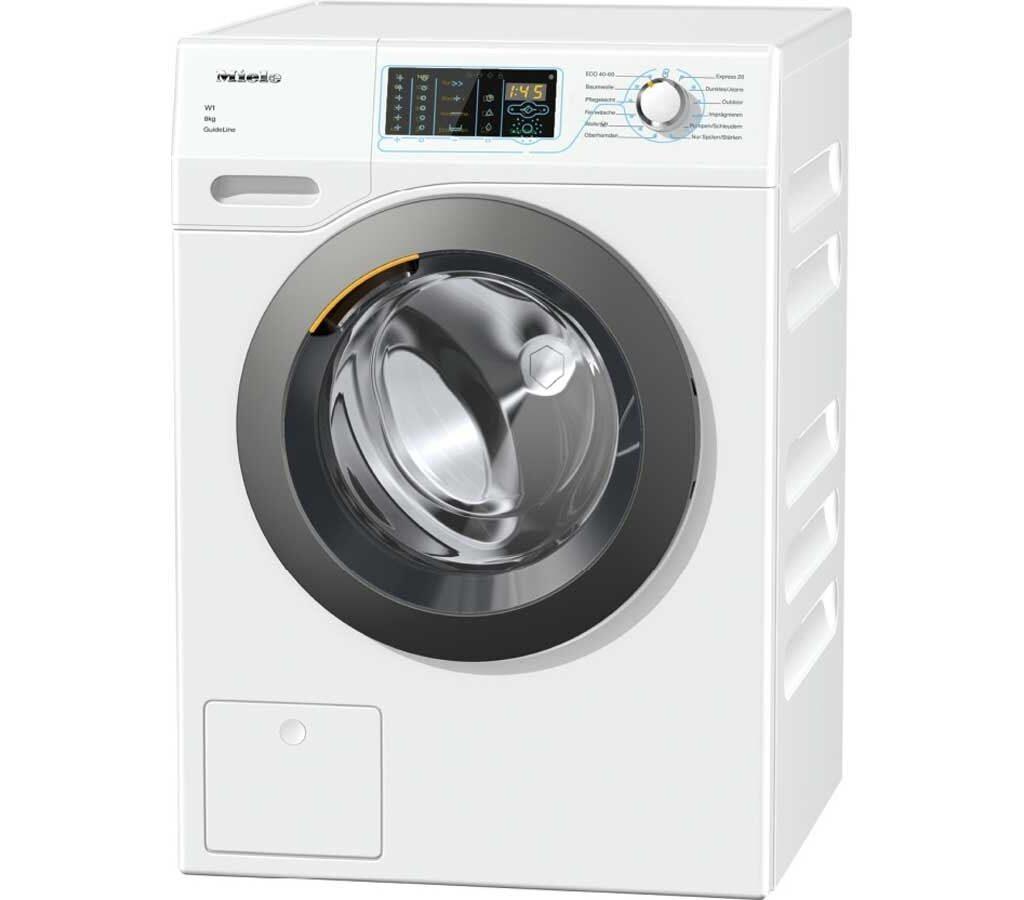 MIELE WDD 131 WPS GUIDELINE Wasmachines