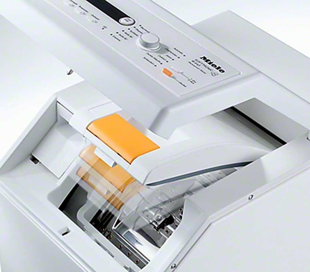 MIELE WW 650 WCS Wasmachines