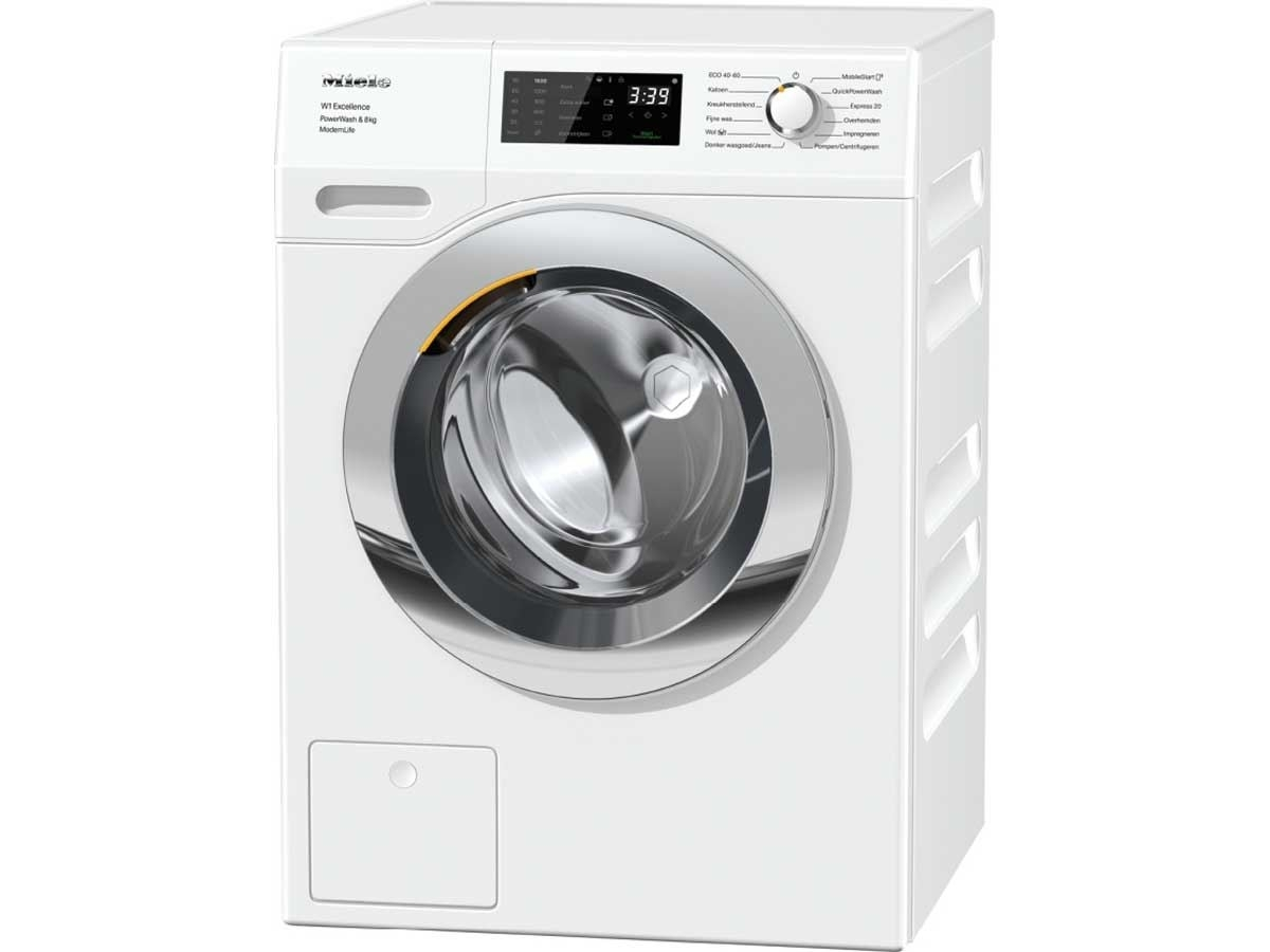 MIELE WEF375WPS Wasmachines