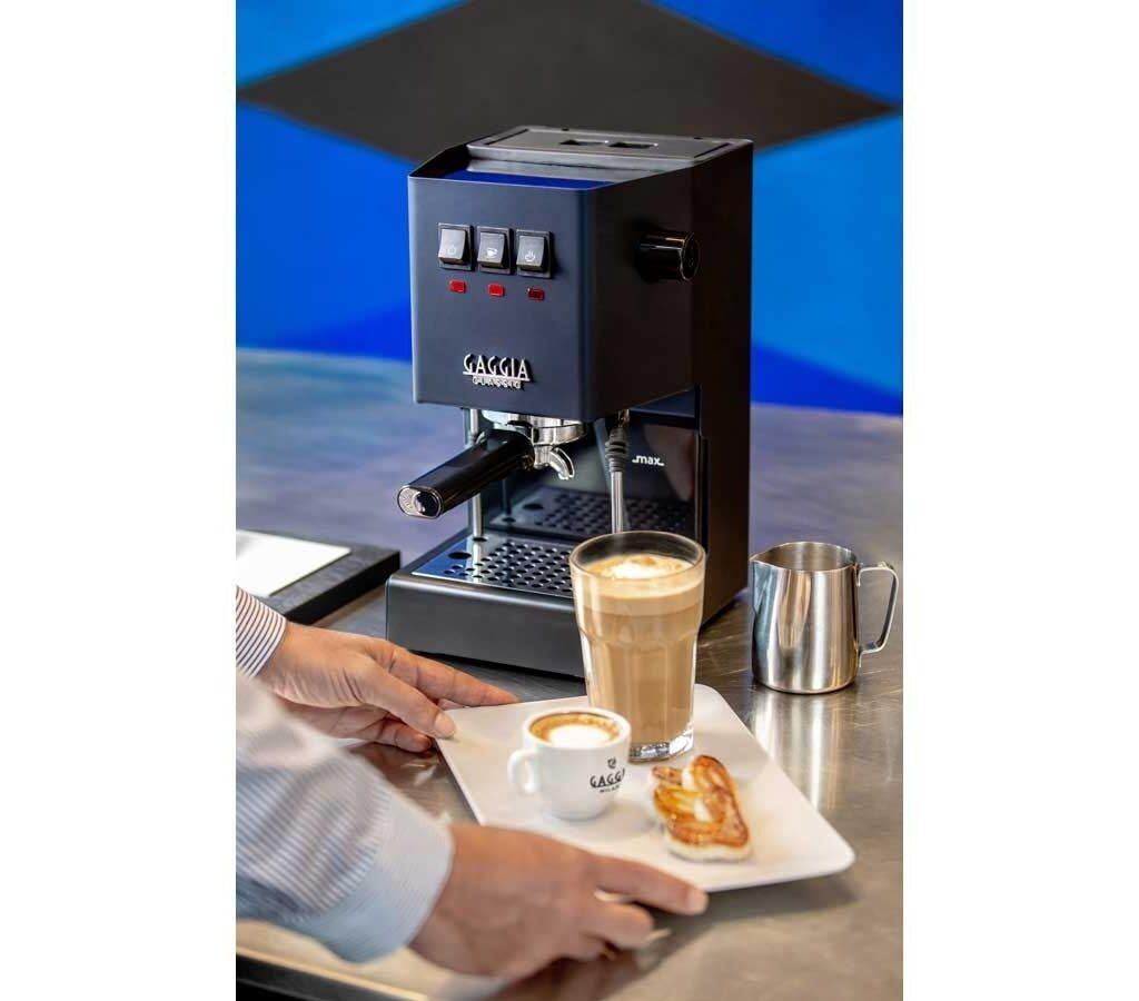 GAGGIA CLASSIC PRO PISTON BLAUW Espresso Machine