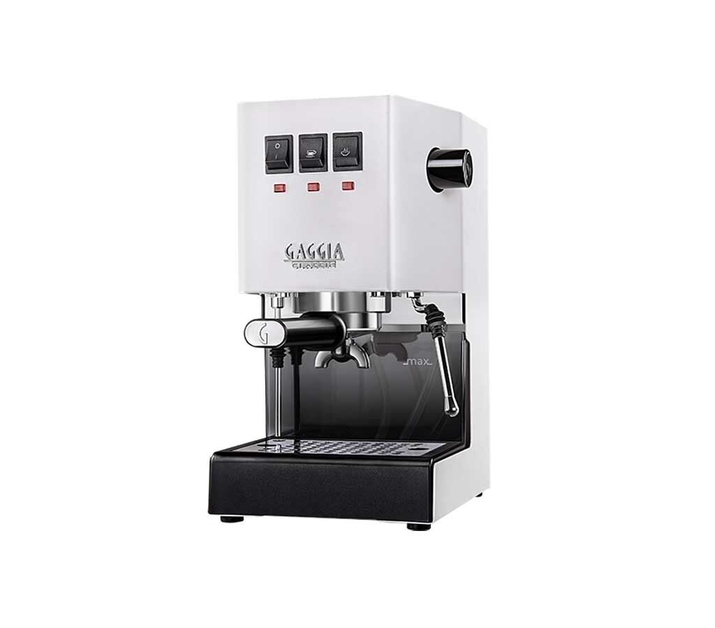 GAGGIA CLASSIC PRO PISTON WIT Espresso Machine