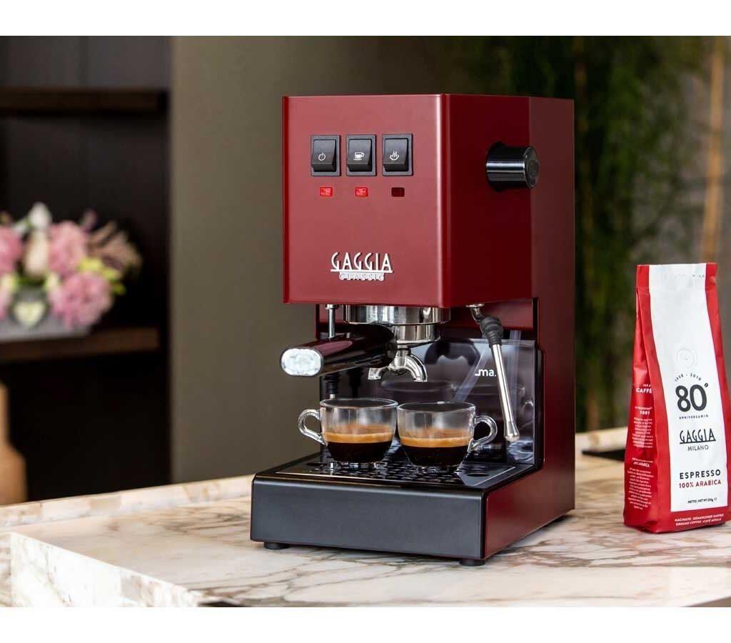GAGGIA CLASSIC PRO PISTON ROOD Espresso Machine