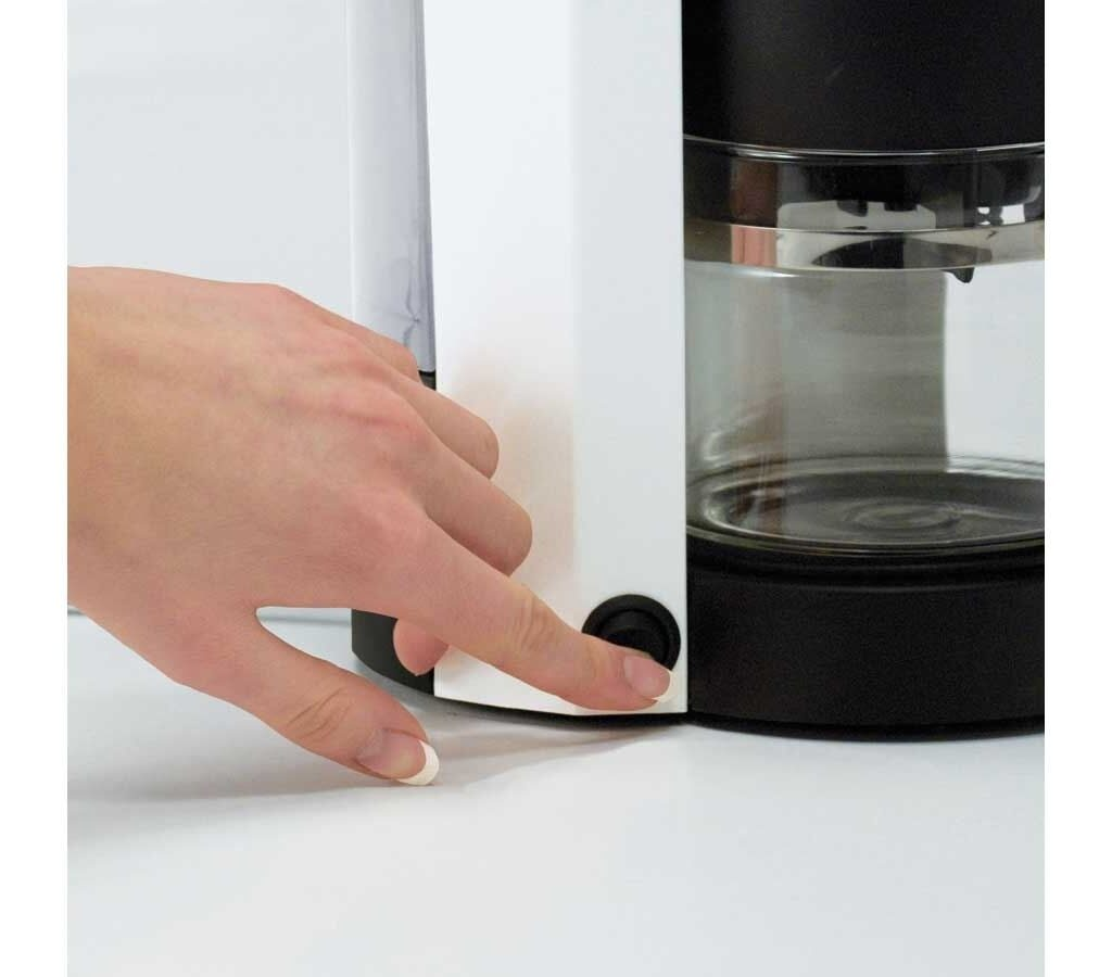CLOER Koffiemachine Wit Compact 5