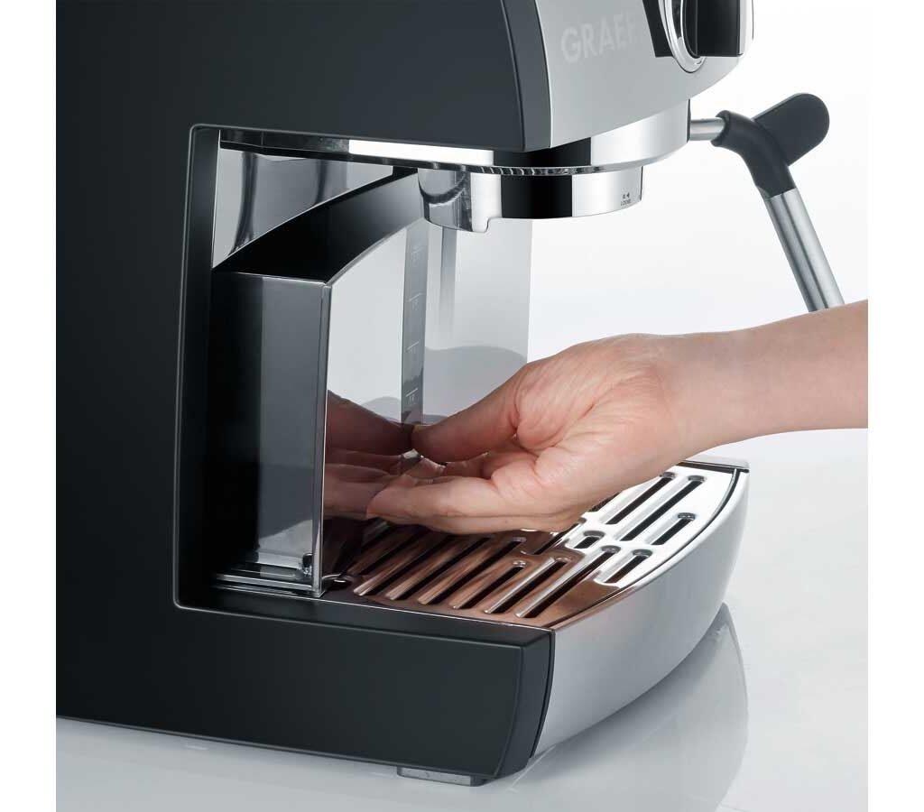 GRAEF ES702EU PIVALLA NESPRESSO Koffiemachine