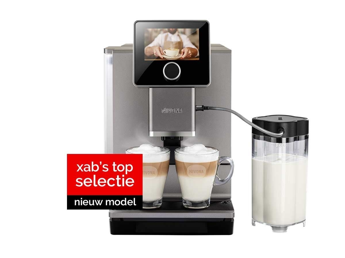 NIVONA NICR970 Espresso Machine