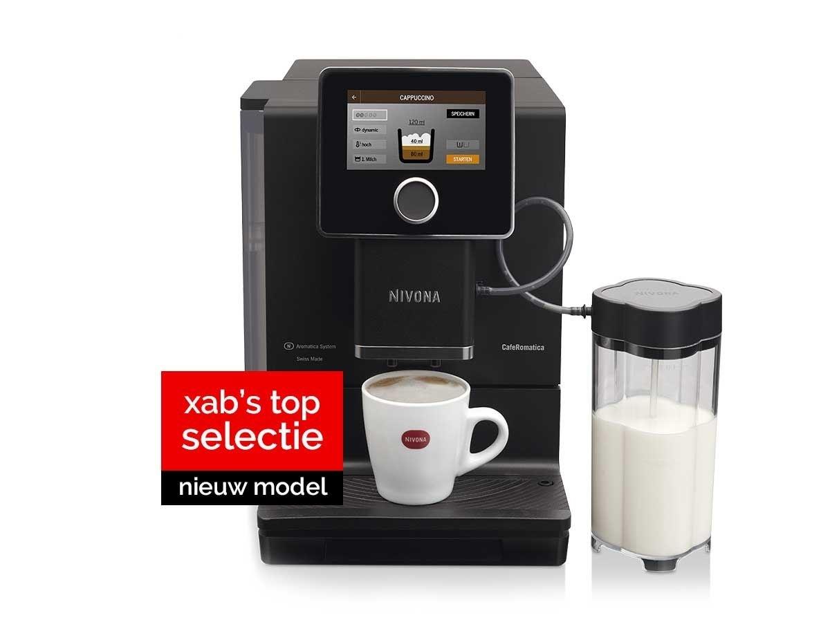 NIVONA NICR960 698 Espresso Machine