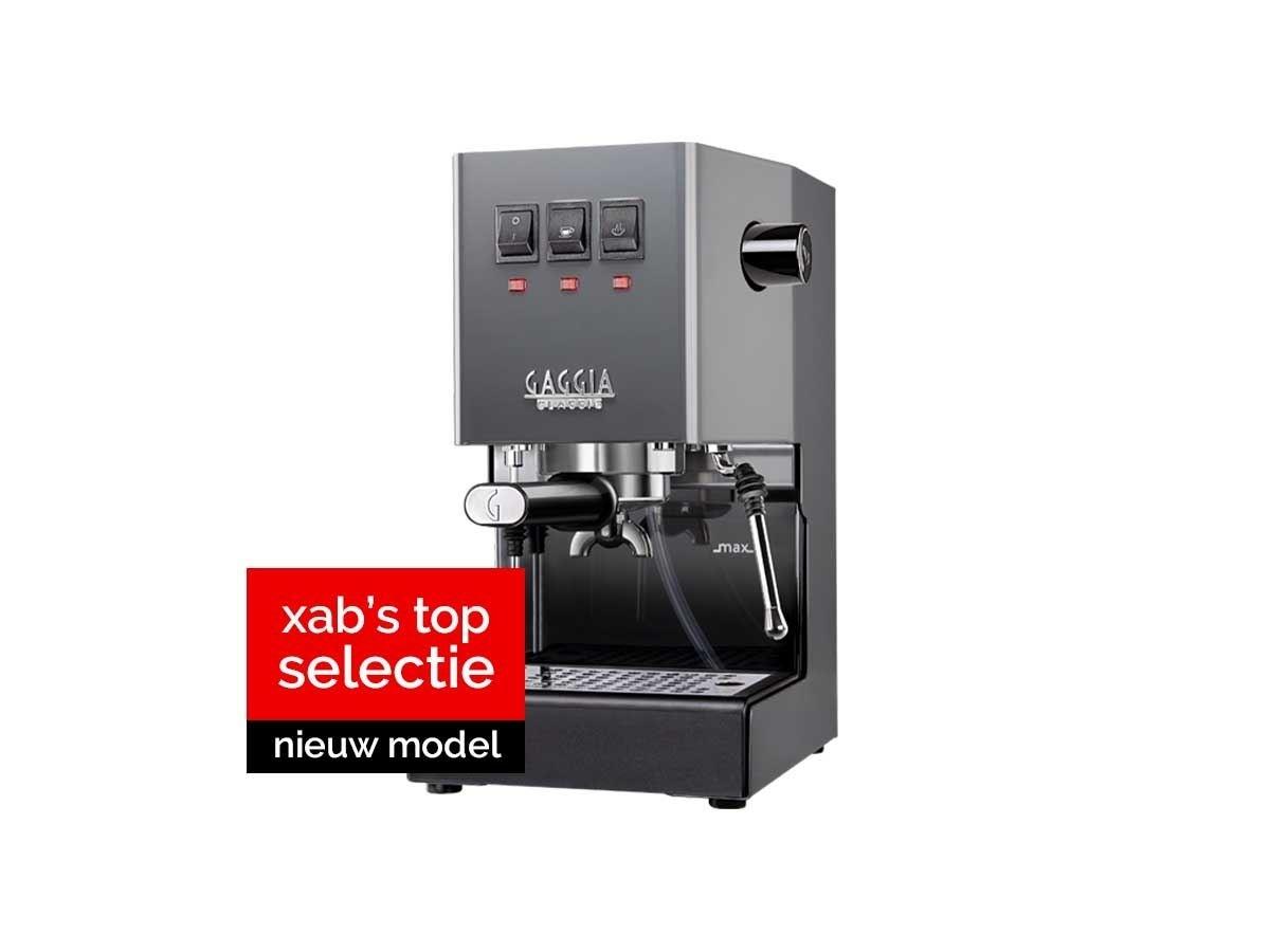 GAGGIA CLASSIC PRO PISTON GRIJS Espresso Machine