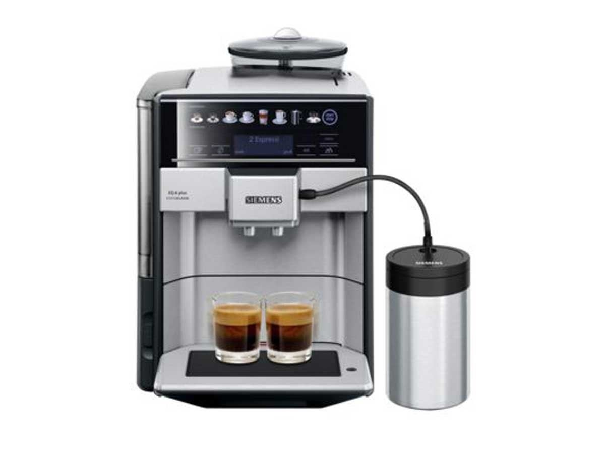 SIEMENS TE657F03DE Espresso Machine