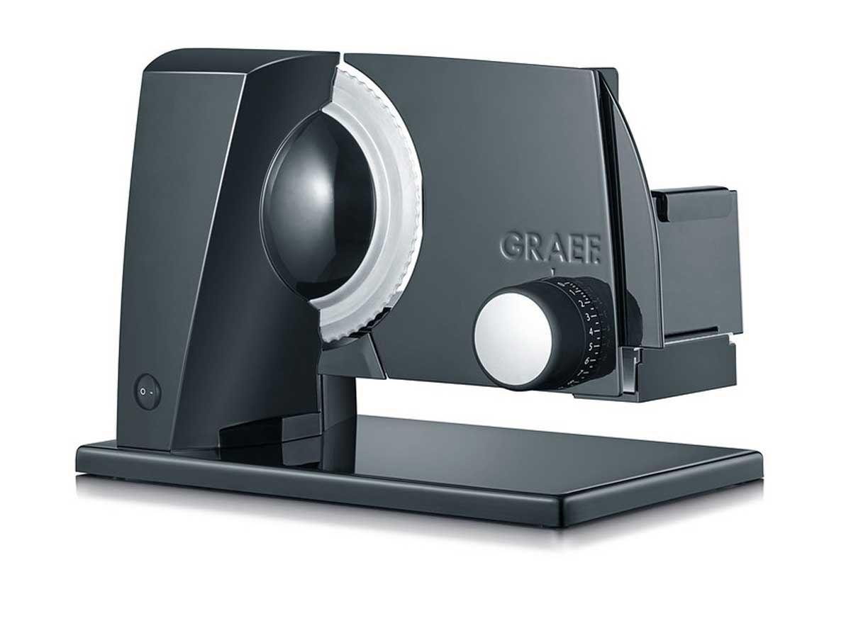 Graef Snijmachine SKS110, zwart