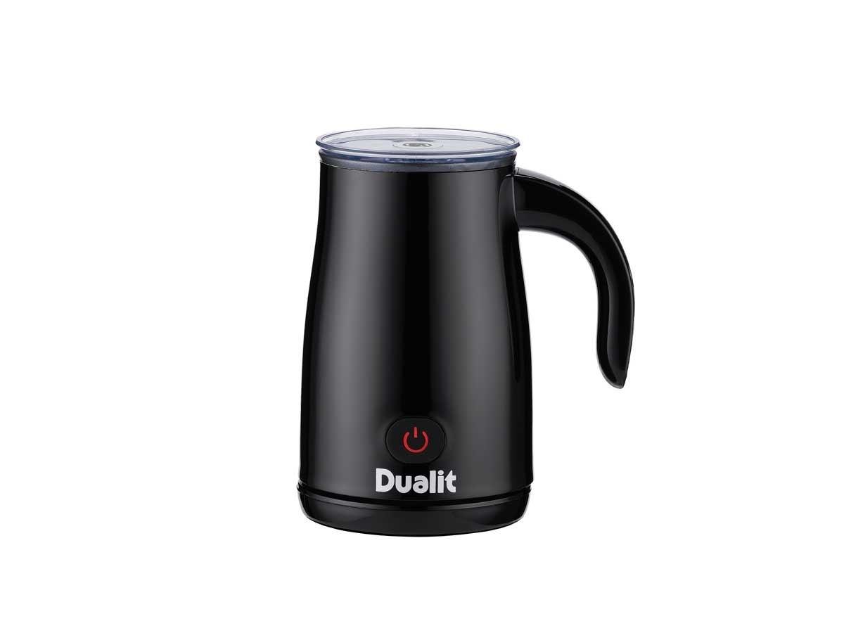 DUALIT D84155 Zwarte Melkopschuimer