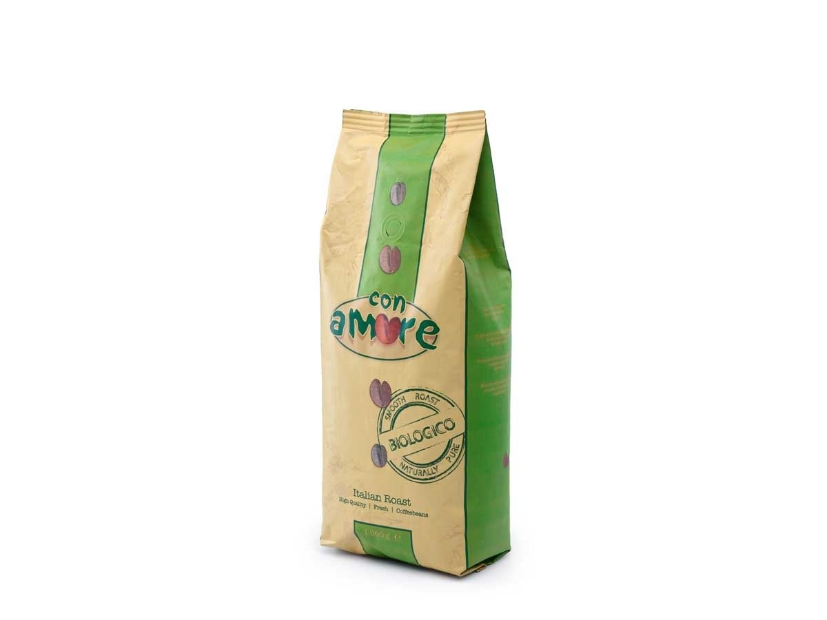Caffè con Amore CCA007 100% ARABICA BIOLOGISCH BONEN