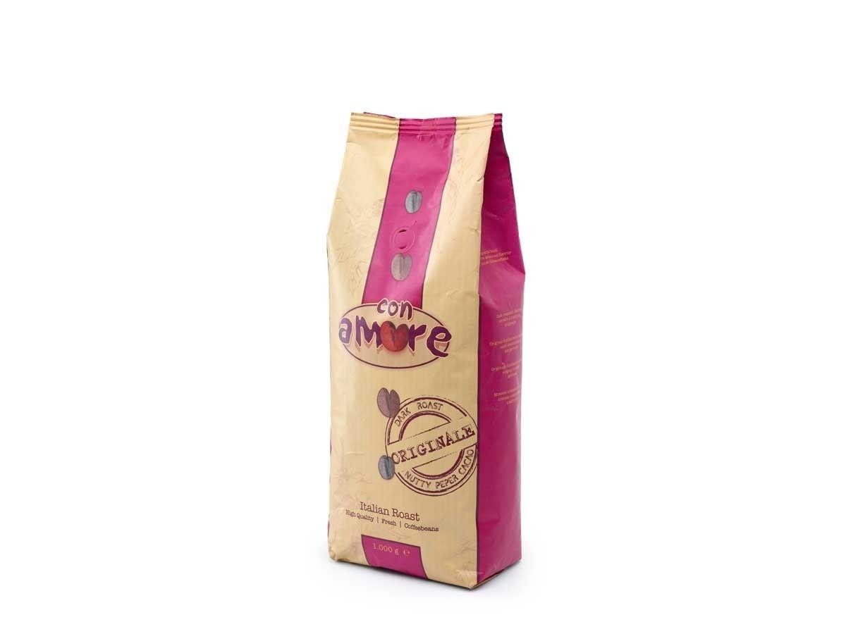 Caffè con Amore CCA004 Espresso decaf BONEN