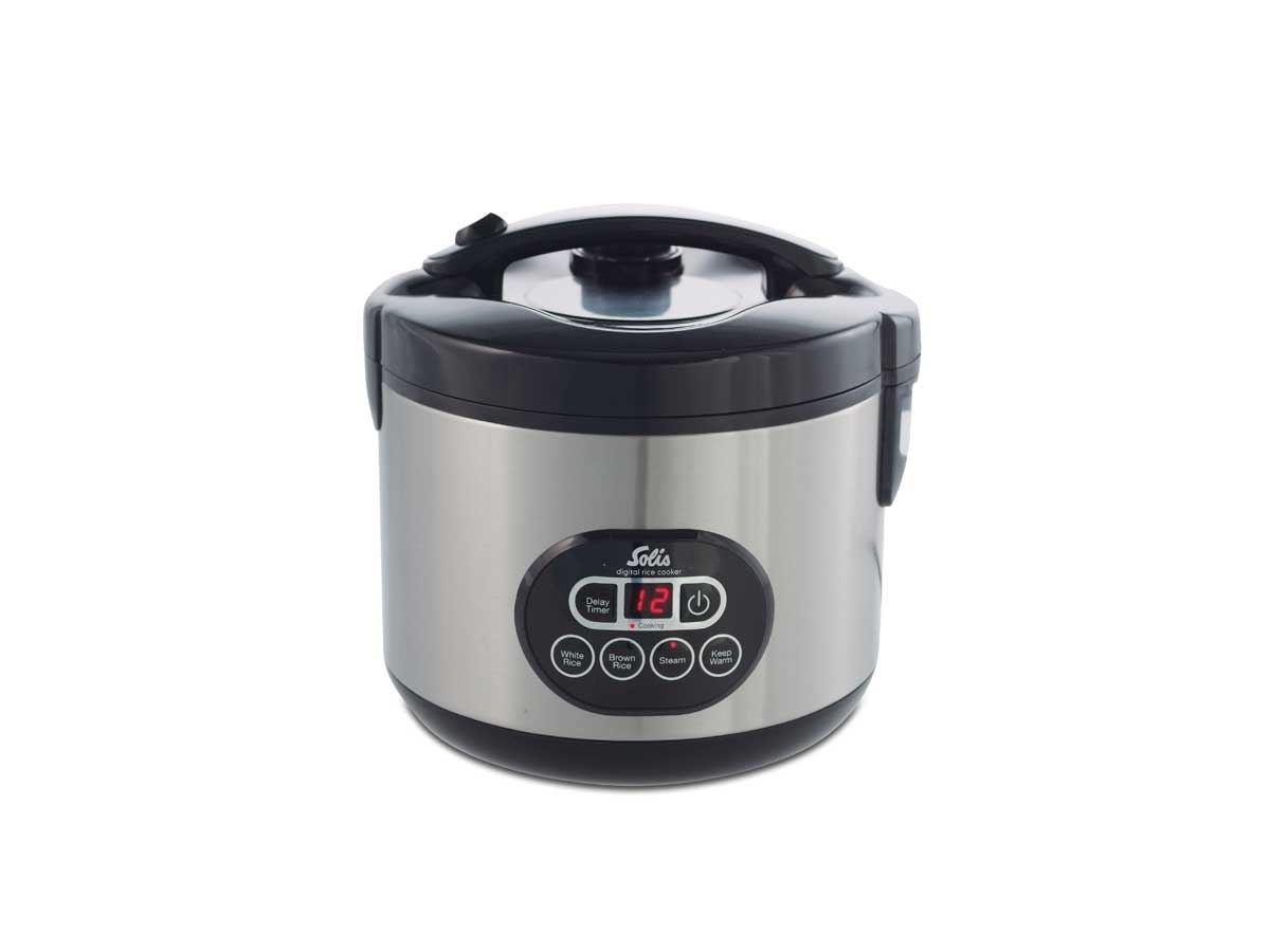 SOLIS Rice Cooker Duo Programm (Type 817)