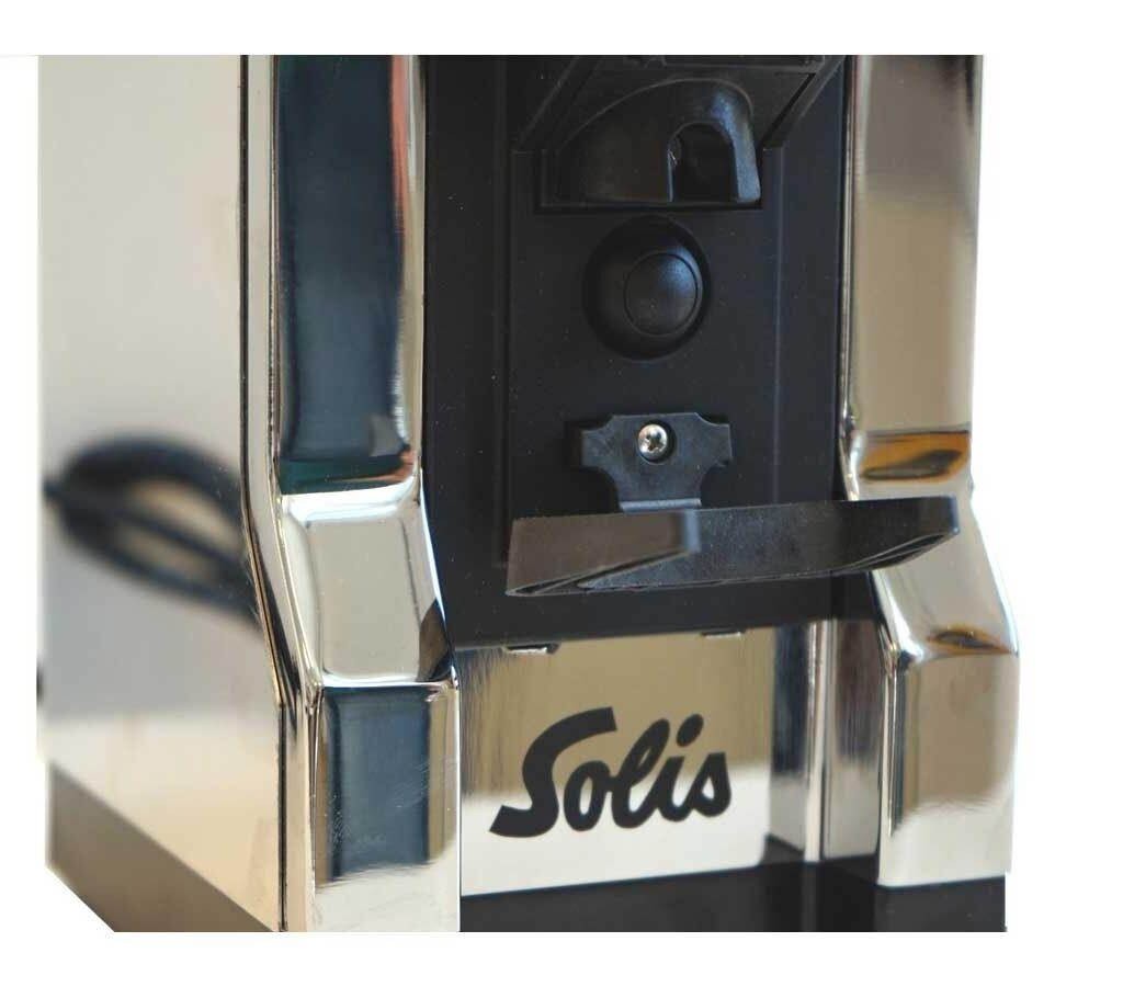 SOLIS Eureka Mignon Steel (Type 1663)