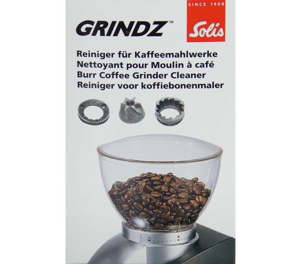 SOLIS Grindz Reiniger voor koffiebonenmaler (3x 35g)