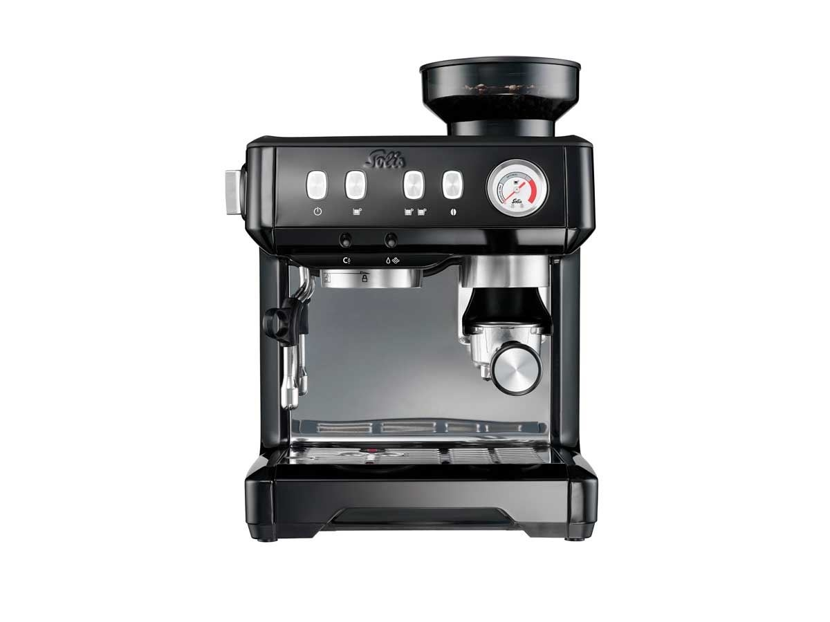 SOLIS Grind & Infuse Compact Black (Type 1018)