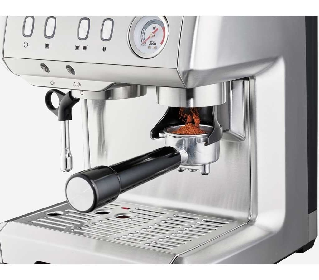 SOLIS Grind & Infuse Compact RVS (Type 1018)
